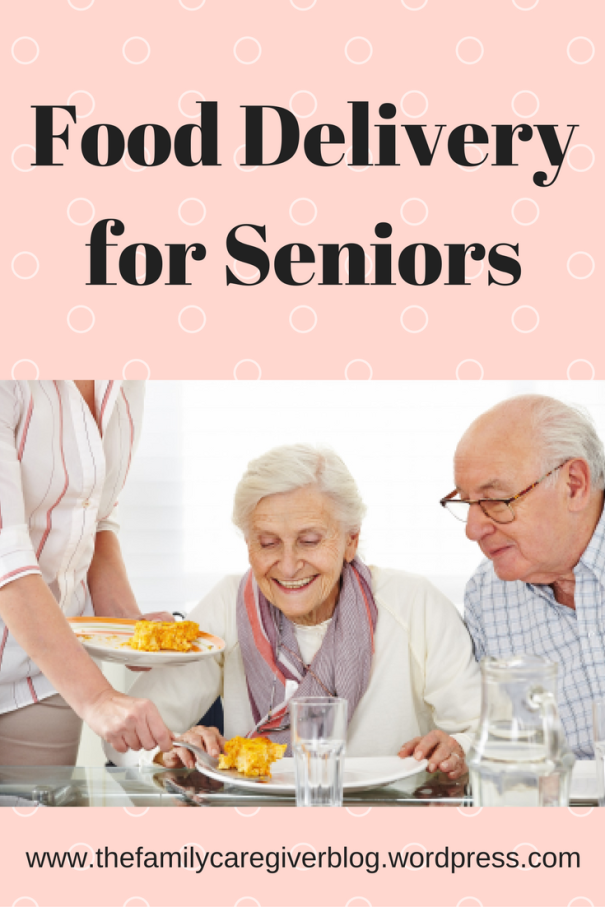Food Delivery for Seniors